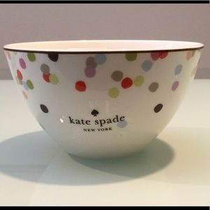 4 - Kate Spade New York Lenox Soup / Cereal Bowls